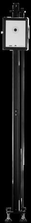 Podnośnik do tarcz - pozycja leżąca, klcząca i stojąca
